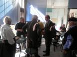 Επίσκεψη Δημάρχου Διονύσου στα ΚΑΠΗ